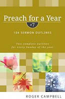 Preach For A Year 7