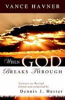 When God Breaks Through Pb