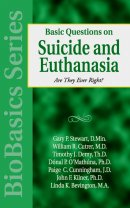 Basic Questions on Suicide and Euthanasia