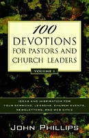 100 Devotions for Pastors and Church Leaders