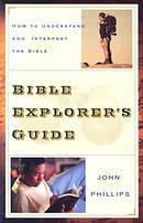 Bible Explorers Guide The Pb