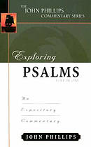 Exploring Psalms Volume 1 : John Phillips Commentary Series
