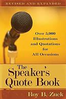 Speakers Quote Book Rev
