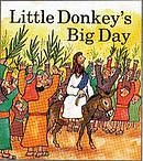Little Donkeys Big Day (Little Fish Books)