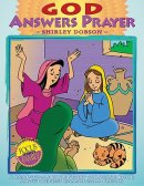 God Answers Prayer Colouring Book
