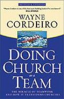 Doing Church as a Team