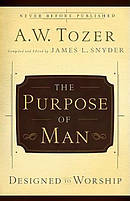 Purpose Of Man Pb