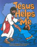 Jesus Helps Me Colouring Book