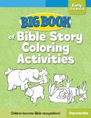 Big Book of Bible Story Colouring Activities For Early Childhood