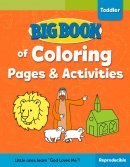 Big Book Of Colouring Pages And Activities For Toddlers