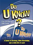 Do U Know? - Game