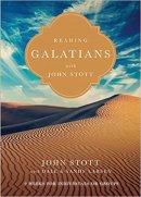 Reading Galatians with John Stott
