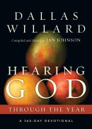 Hearing God Through the Year: A 365-Day Devotional