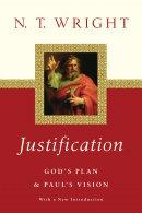 Justification: God\'s Plan & Paul\'s Vision