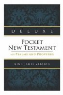 KJV Deluxe Pocket New Testament Imitation Leather White