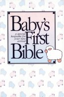 KJV Babys First Bible: Hardback