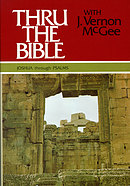 Joshua through Psalms : Thru the Bible with J. Vernon McGee: