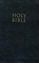 NKJV Reference Bible: Black, Bonded Leather