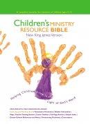 NKJV Children's Ministry Resource Bible: Hardback