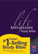 NKJV Life Application Study Bible: Hardback