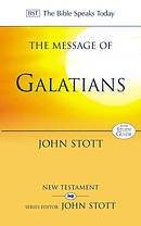 The Message of Galatians