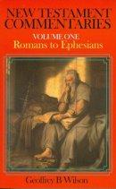 Romans - Ephesians : Vol 1 : New Testament Commentary