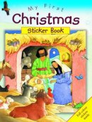 My First Christmas Sticker Book Pb