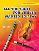 All The Tunes Book 2 - C Instruments