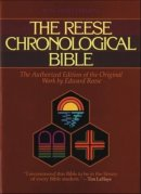KJV Reese Chronological Bible: Hardback