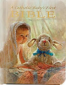 Catholic Baby's First Bible-Nab