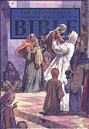 Catholic Children's Illustrated Bible-NAB