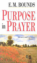 Purpose In Prayer Paperback Book