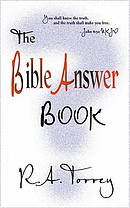 Bible Answer Book
