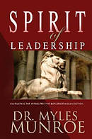 Spirit Of Leadership Hb