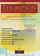 Thompson Chain Reference Bible Regular Size - Paperback