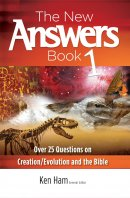 New Answers Book The Pb