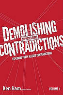 Demolishing Supposed Bible Contradict Pb