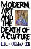 Modern Art And The Death Of A Culture Pb