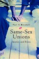 Same-Sex Unions