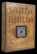 RVR 1960 Santa Biblia Spanish Compact Bible Bonded Leather Black