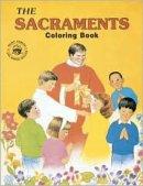 Sacraments Coloring Book