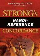Strongs Handi Ref Concordance Pb