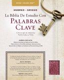 RVR Hebrew-Greek Key Word Study Bible Spanish Edition