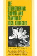 Strengthening, Growth and Planting of Local Churches