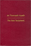 Gaelic/English New Testament: Burgundy, Vinyl