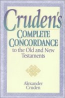 Cruden's Complete Concordance