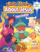 Bible Stories About Jesus Ages 4-5