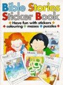 Bible Stories Sticker Book