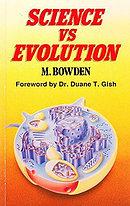 Science Vs Evolution