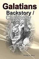 Galatians - Backstory / Christory